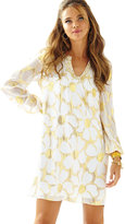 Lilly Pulitzer Colby Sleeved Tunic Dress
