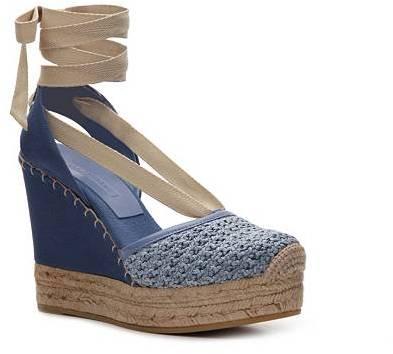 Ralph Lauren Gayle Wedge Sandal