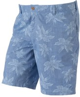 Izod Big & Tall Seaport Classic-Fit Lobster Shorts