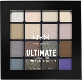 NYX Ultimate Eyeshadow Palette - Cool Neutrals