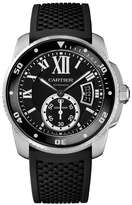 Cartier Calibre De W7100056 Men's Stainless Steel Automatic Watch