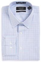 Nordstrom Men's Trim Fit Non-Iron Plaid Dress Shirt