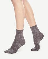 Ann Taylor Shimmer Socks