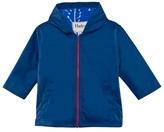 Hatley Blue Hooded Raincoat