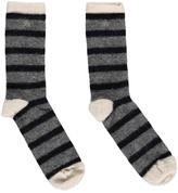 Simple Star Stripe Socks