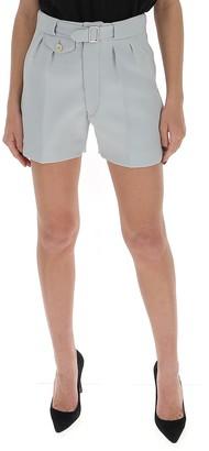 Maison Margiela Belted Shorts