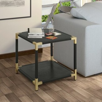 Mercer41 Goodwin Contemporary End Table