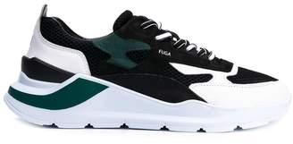 D.A.T.E platform sneakers