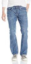 Buffalo David Bitton Men's King Slim Boot Cut Jean in New Spirit