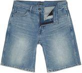 Levi's Line 8 Slim Straight Fit Denim Shorts