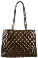 Chanel Paris-Salzburg Large Quilted Tote
