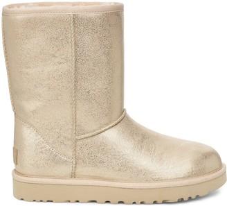 UGG Classic Short II Iridescent Boot