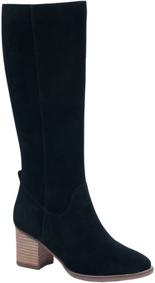 Blondo Nicola Waterproof Suede Boot