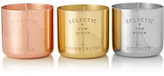 Tom Dixon London, Orientalist And Royalty Set Of Three Candles, 3 X 125g - Metallic