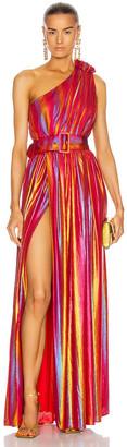 retrofete Andrea Maxi Dress in Rainbow | FWRD