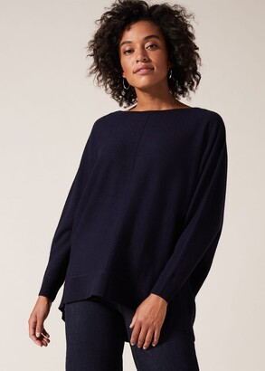 Phase Eight Eve Exposed Seam Jumper