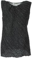 Hache Sleeveless sweaters