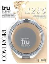 Cover Girl truBlend Pressed Blendable Powder, Translucent Fair .39 oz (11 g)
