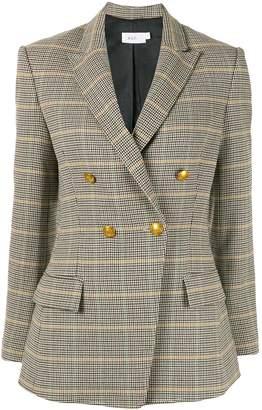 A.L.C. Sedgwick II check print blazer