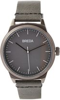 Frank + Oak Breda Watch - Rand in Grey