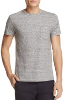 Todd Snyder Micro Stripe Pocket Tee