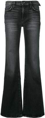 Current/Elliott low rise flared jeans