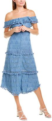 Tularosa Monica Midi Dress