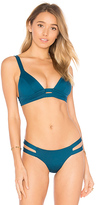 Vitamin A Neutra Bralette in Blue. - size L (also in )