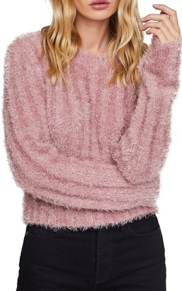 ASTR the Label Danica Ribbed Knit Sweater