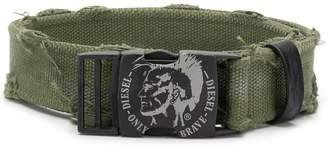 Diesel distressed belt
