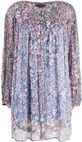 Isabel Marant Orion floral print mini dress