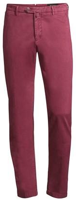 Kiton Flat-Front Straight Jeans