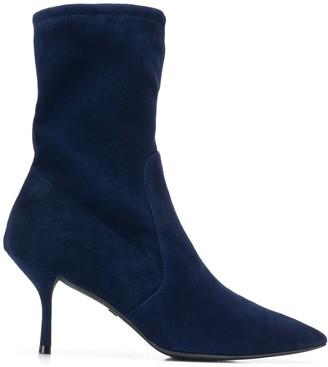 Stuart Weitzman 75mm Yvonne boots
