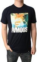Famous Stars & Straps Faous Stars and Straps Faous Stars & Strapsen's Light Reains Graphic T-Shirt-ediu