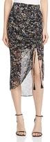 Rebecca Minkoff Romy Floral Skirt