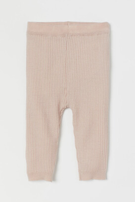 H&M Merino wool leggings