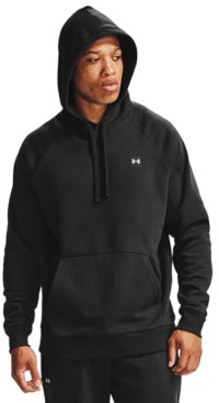 Under Armour Men's Big and Tall Rival Fleece Hoodie