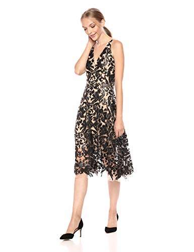 671f49e338a56 Dress the Population Beige Sequin Dresses - ShopStyle