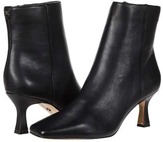 Sam Edelman Lizzo (Black Nappa Verona Leather) Women's Shoes