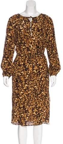 Altuzarra Silk Printed Dress w/ Tags