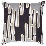 Jonathan Adler Linen Throw Pillow