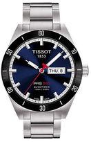 Tissot Mens PRS516 Blue Automatic Sport Watch