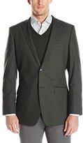 Perry Ellis Men's Cotton Slim Fit Sport Coat