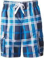 Kanu Surf Big Boys' Andy Swim Trunks