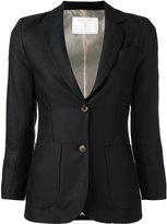 Societe Anonyme Summer C jacket - women - Linen/Flax - 42