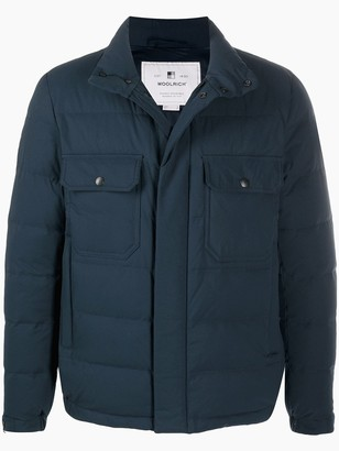 Woolrich Chest Pocket Padded Jacket
