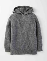 Boden Explorer Knitted Hoodie