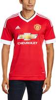 adidas 2015-2016 Man Utd Home Football Shirt