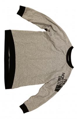 The North Face Grey Cotton Knitwear & Sweatshirts