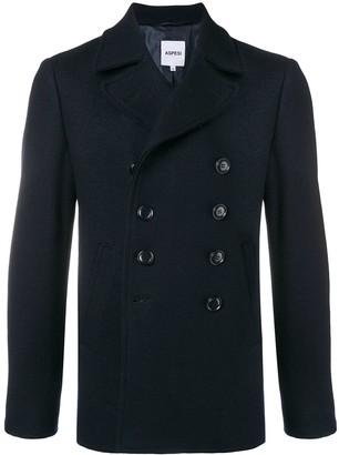 Aspesi Double Breasted Jacket